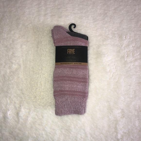 Frye Set of 2 Boot Socks